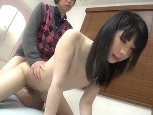 Horny Japanese whore in Hottest /Futanari, Guy Fucks JAV clip