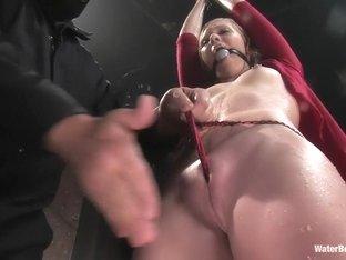 Exotic fetish adult movie with amazing pornstar Sarah Jane Ceylon from Waterbondage