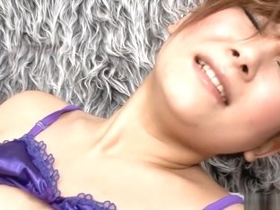 Horny Japanese model Miku Haruno in Best JAV uncensored Fingering scene