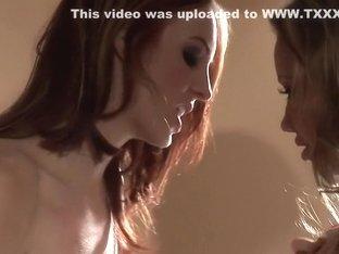 Fabulous pornstars Riley Shy and Maya Hills in best blonde, blowjob porn movie