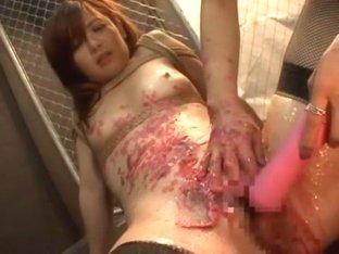 Best Japanese girl in Exotic Facial, Dildos/Toys JAV video