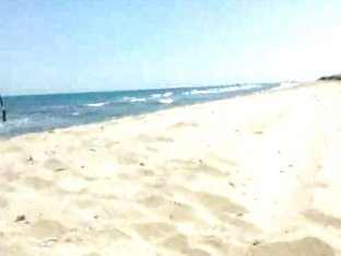 hot bj on beach