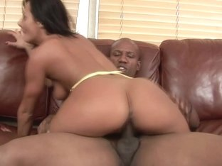 SinfulInterracial Video: Sandra Romain