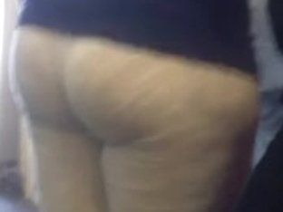 Healthy Amount Of Booty Butt Meat