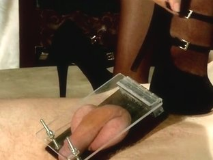 Mistress & her lucky slave