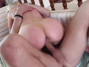 Fucking my hot blonde neighbor