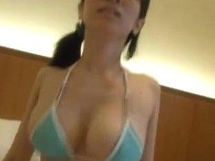 Busty Teen Maria Fucked Hard While Wearing A Bikini