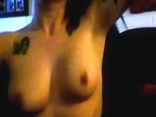 Belle salope tatoue