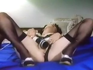 My old sex tape featuring my whorish masturbating wife