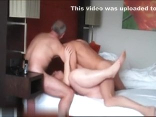 Screaming like crazy when getting fucked by skinny guy