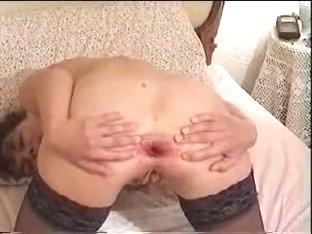 aldonze bitch c anal milk glass