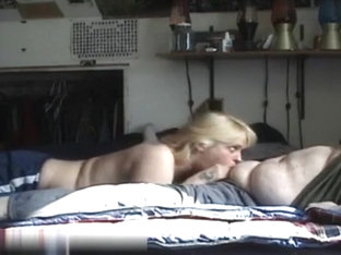 Golden-Haired Mother I'd Like To Fuck desires cum