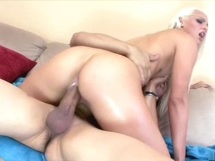 Fabulous pornstar Macy Cartel in incredible blonde, big ass adult video