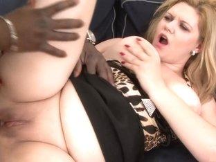 Hottest pornstar in incredible facial, big tits porn clip