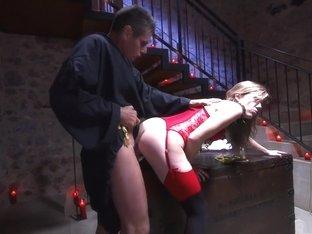 Exotic pornstar Yaiza Del Mar in horny fetish, creampie porn movie