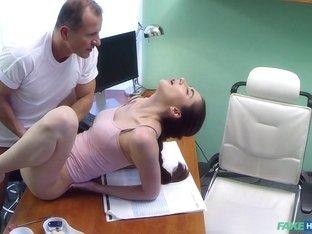 Hottest pornstar in Incredible Voyeur, Small Tits sex scene