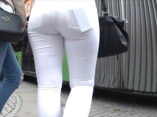 Young milf got a jiggle butt