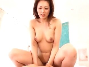 Incredible Japanese slut Jun Harada in Fabulous Small Tits, Hairy JAV clip