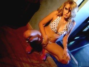 Fabulous pornstar Katie Summers in amazing college, masturbation xxx clip