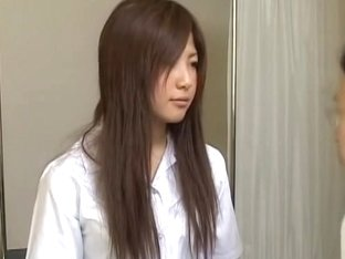 Japanese teen sluts in hot hidden camera medical video