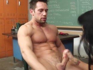Romi Rain & Johnny Castle in My First Sex Teacher