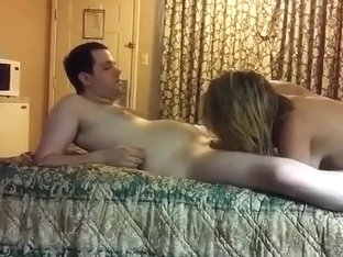 Swinger foursome in a motel. that's my wife riding our neighbor !!!