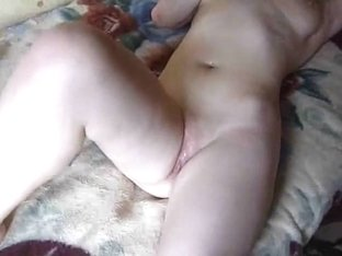 Chubby wife rides cock in home porn