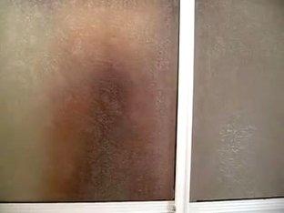 follando bajo la ducha