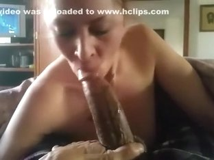Christmas day black dick present blowjob