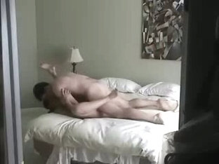Fat cock drilling pussy