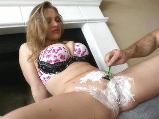 Horny pornstar Vicky Vixen in best blonde, big tits sex movie