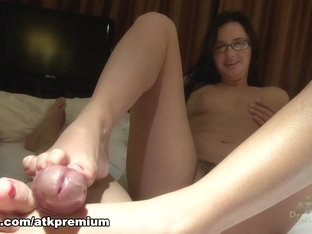 Fabulous pornstar Hope Howell in Exotic Foot Fetish, Facial sex clip