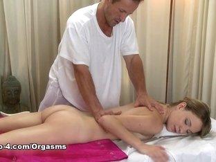 Best pornstar in Hottest Massage, HD adult movie