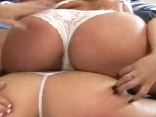 Gianna Michaels and her girlfriends sharing dick