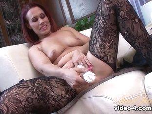 Horny pornstar Crystal Raye in Crazy Masturbation, Dildos/Toys sex clip