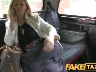 FakeTaxi: Filthy, slutty golden-haired screwed over Taxi bonnet