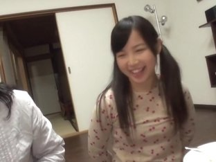 Day-to-day Of Love Distorted And Dad Daughter Mom Do Not Know Of ... Puberty.Manami 149cm