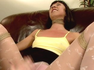 Mz Berlin Clamps Whips and Double Stuffs Newbie Vivi Marie