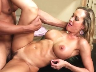 Brandi Love & Karlo Karrera in Seduced by a Cougar