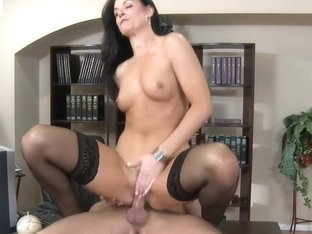 India Summer & Kris Slater in My First Sex Teacher