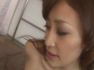 Lovely porn show with hot milfYuu Kusunoki