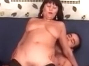 UNSIGHTLY CHEAP BREASTY HOOKER AGED ACQUIRES DRILLED & SPRAYED -B$R