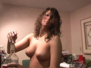 SpringBreakLife Video: The Naked Bartender