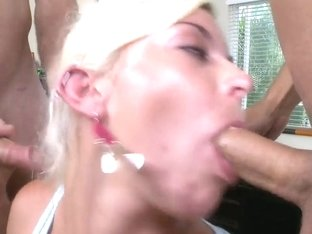 Shay Golden prefers to swallow huge wieners and eat cum