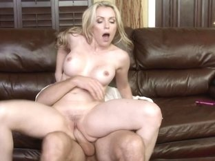 Courtney Cummz & Levi Cash in I Have a Wife