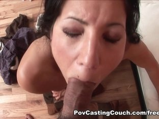 Povcastingcouch Video: Lina Paige