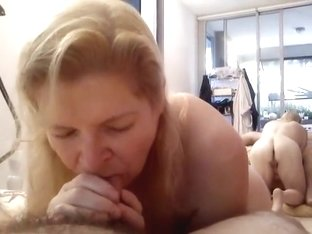 making him blow