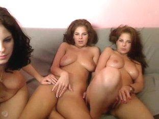 Three Teen Girls...