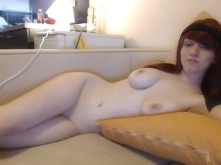 Super Hawt Golden-Haired Sweetheart Receives Screwed In Sofa