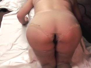 Passive Wife Fucked And Cummed On VOL1 (Wearing Panties)